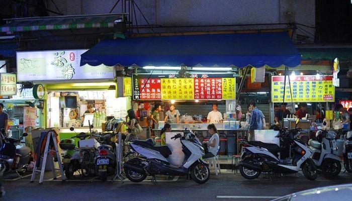台湾の屋台