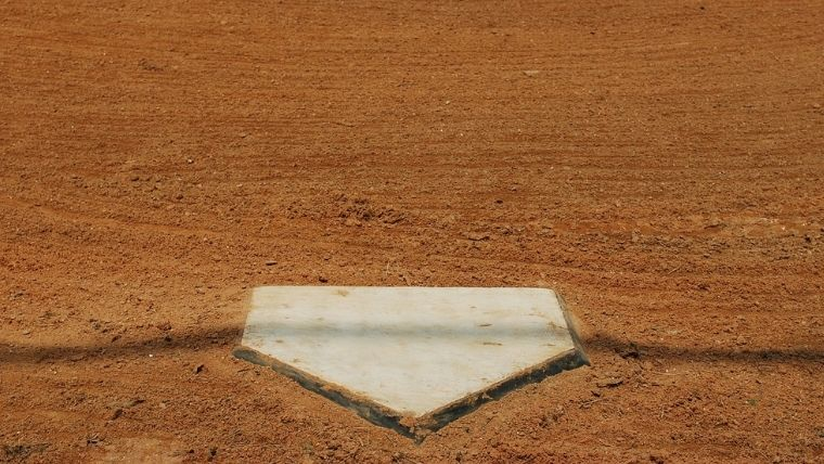 野球のマウンド